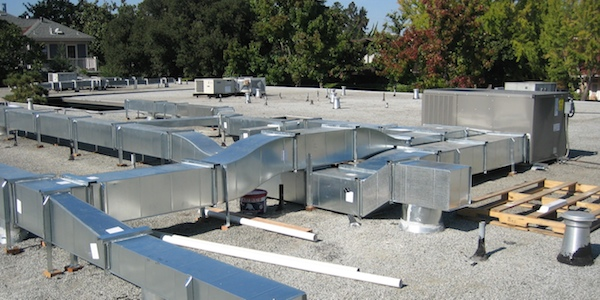Heating And Air Conditioning Ducts Izmirian Roofing And